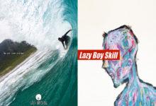 Lazy Boy Skill Surfboardカタログ